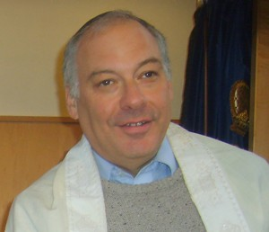Daniel Rosenthal, Our lay minister.