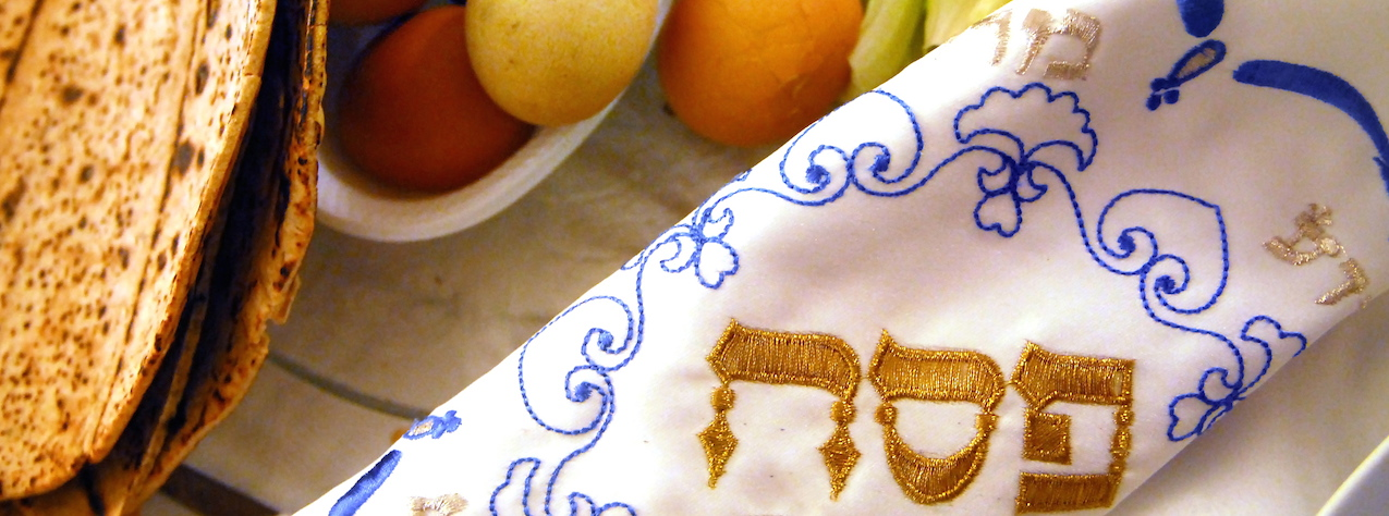 Be sure to book your place at our ever popular communal seder table.  First night Seder Friday 22nd April